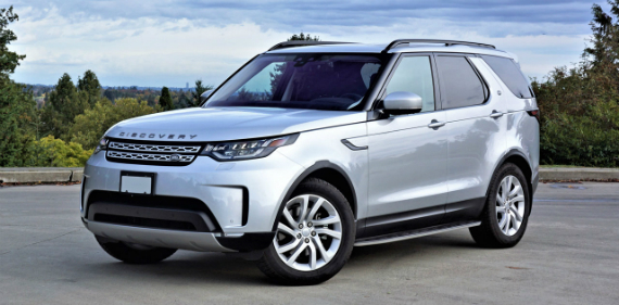 2017 Land Rover Discovery HSE Td6