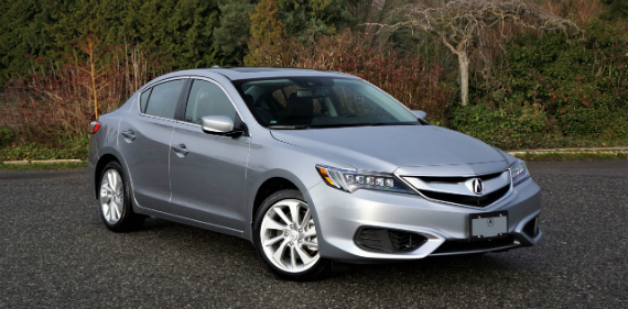 2017 Acura ILX Technology Plus