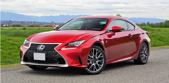 2017 lexus rc 300 f sport. Black Bedroom Furniture Sets. Home Design Ideas