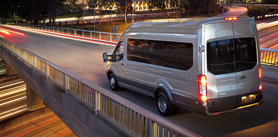 2015 Ford Transit Preview
