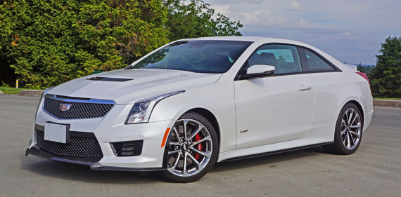2016 cadillac ats v coupe. Black Bedroom Furniture Sets. Home Design Ideas
