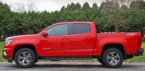 chevy colorado extended cab 2016. Black Bedroom Furniture Sets. Home Design Ideas
