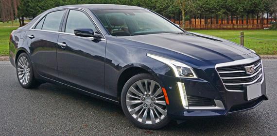 2016 Cadillac CTS 3.6L Premium AWD