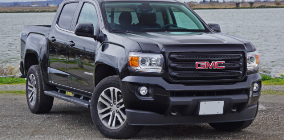 2016 GMC Canyon SLE Crew Cab 4WD Nightfall Edition