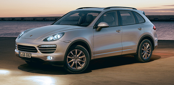 2014 Porsche Cayenne Review