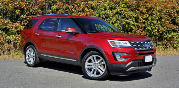 Ford Explorer Limited >> 2017 Ford Explorer Limited 4wd