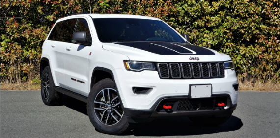 Jeep Grand Cherokee Trailhawk For Sale V8