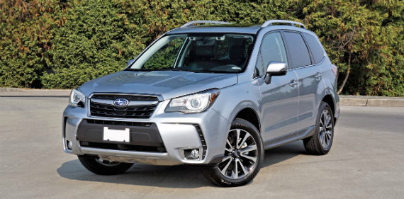 2018 subaru forester 2 0xt touring. Black Bedroom Furniture Sets. Home Design Ideas