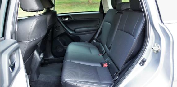 2018 Subaru Forester 2 0XT Touring
