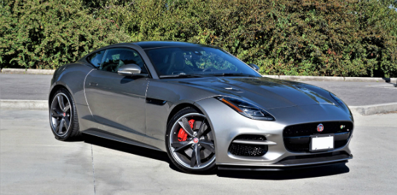 2018 jaguar f type r coupe