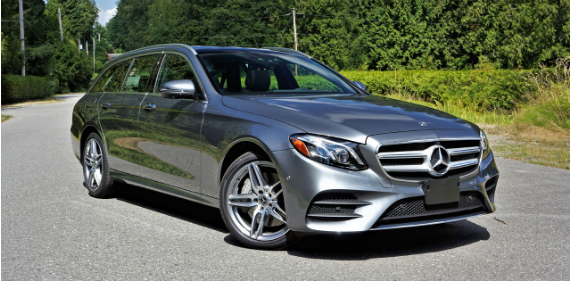 2018 Mercedes-Benz E 400 4Matic Wagon