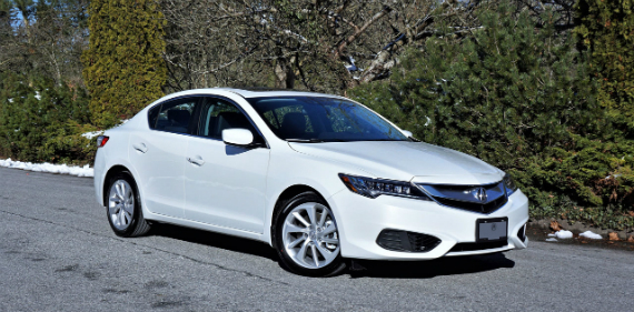 Acura ILX Technology Plus - Acura ilx upgrades
