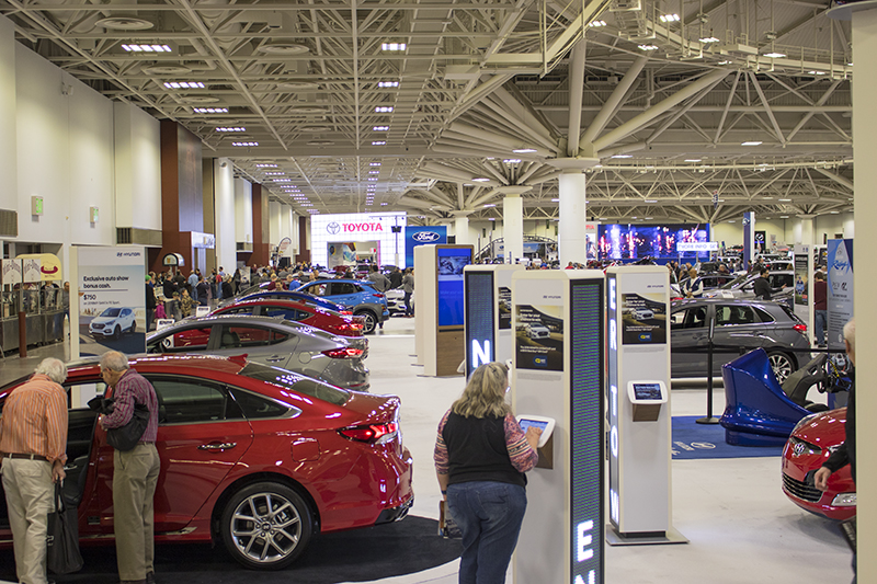 Highlights from the 2018 Twin Cities Auto Show