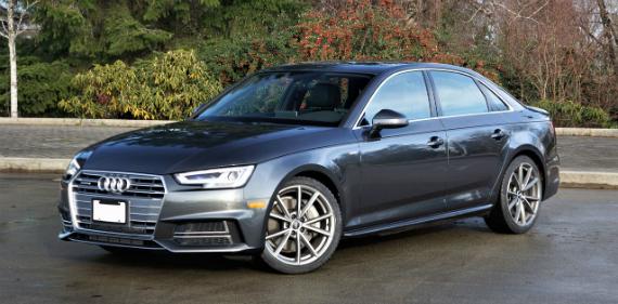 Audi A Sedan TFSI Quattro Prestige S Tronic - Audi quattro 2018