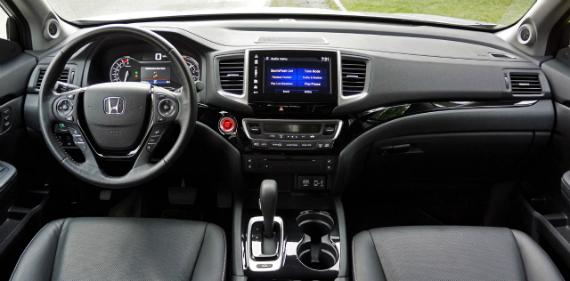 2019 Honda Ridgeline Rtl E Awd
