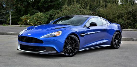 Aston Martin Vanquish S - How much do aston martins cost