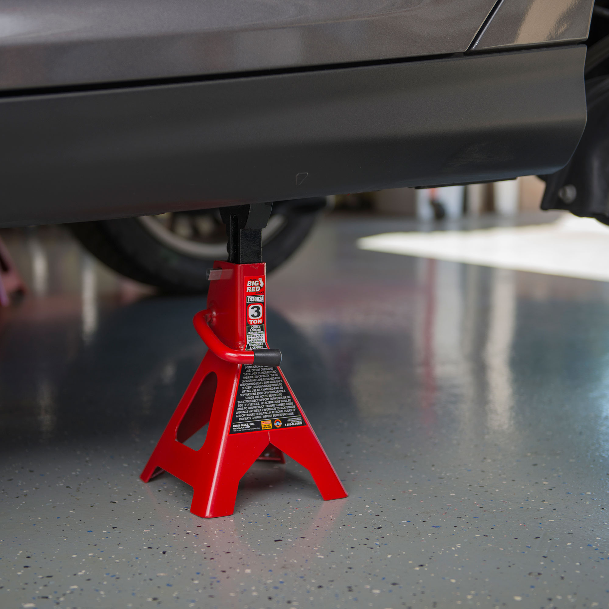 CarSoup.com Quick Tip – Jack Stands for Safety