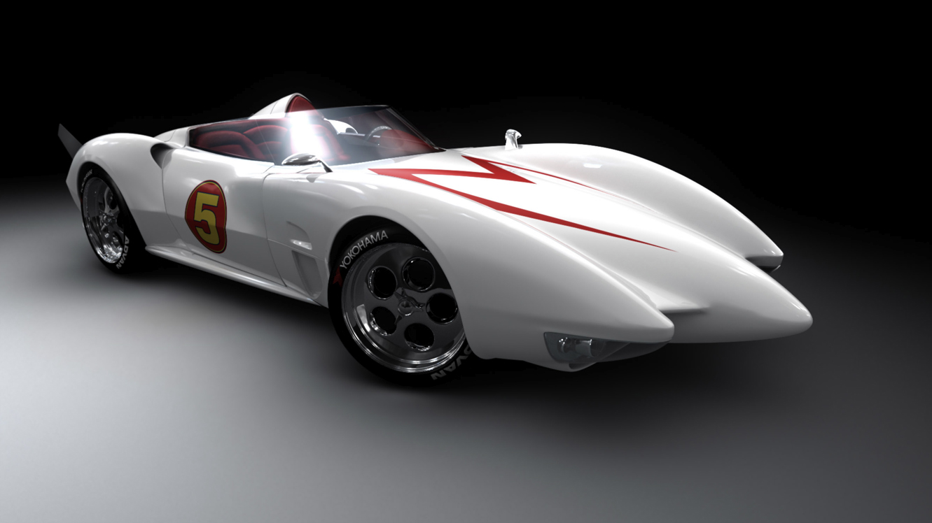 The Mach 5 is Real!