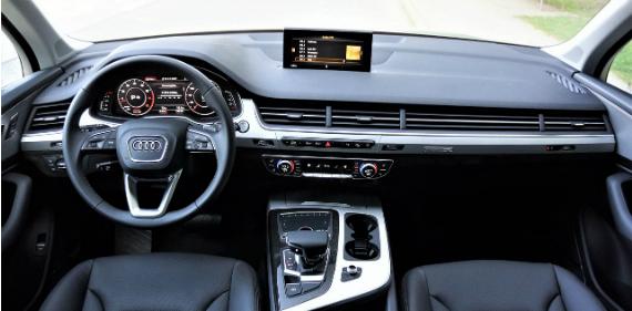 2018 Audi Q7 3 0 Tfsi Quattro Prestige