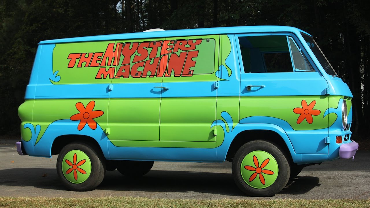 Fan-Built Mystery Machine is Ready to Solve Some Mysteries