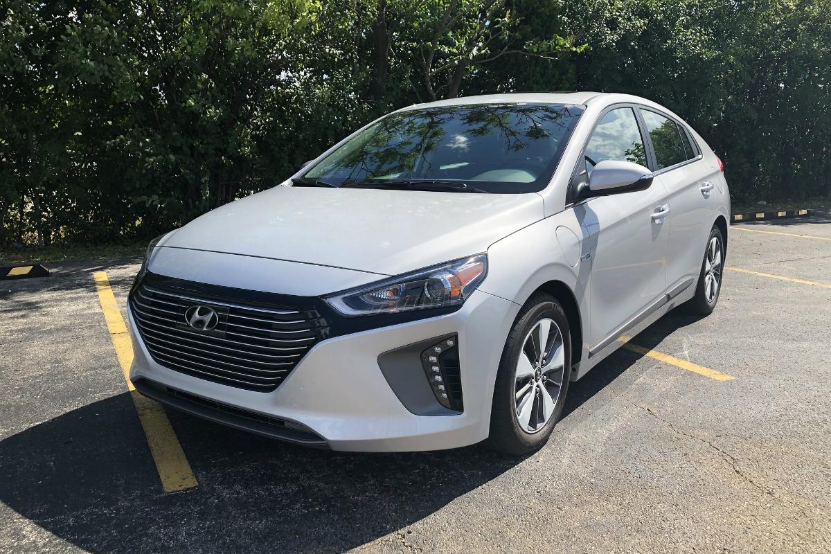 2019 Hyundai Ioniq PHEV