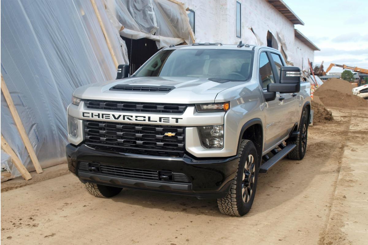 2020 Chevrolet Silverado Heavy Duty